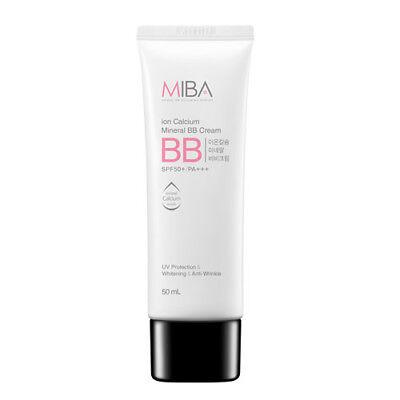 Usa Seller Miba Ion Calcium Mineral Bb Cream Spf50  Pa    50Ml