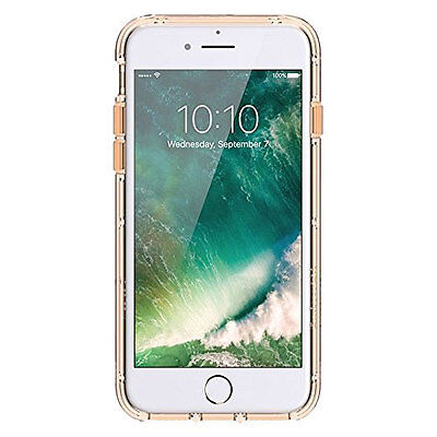 GRIFFIN SURVIVOR CASE COVER FOR APPLE IPHONE 8 7 6S 6 - CLEAR / GOLD - GB42925