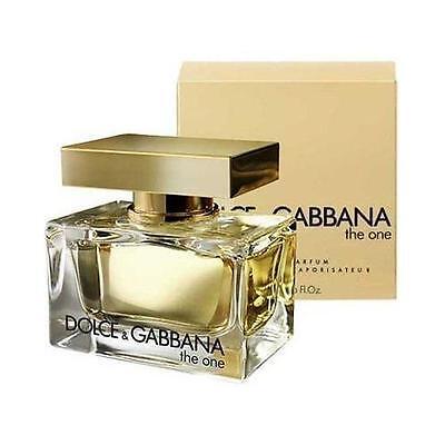 The One by Dolce & Gabbana 2.5 oz EDP Perfume for Women New In (Dolce Gabbana Women)