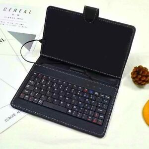 """Protective case and keyboard 7"""" 100% NEW"""