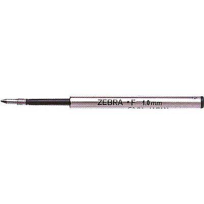 Zebra Pen Refills F-1.0 Fits Expandz F-301 Ultra Bold F-701 F-402