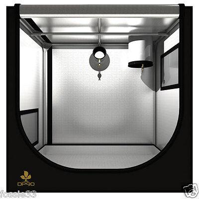 Secret Jardin DP90 Dark Propagation Cuttings Grow Tent Hydroponics