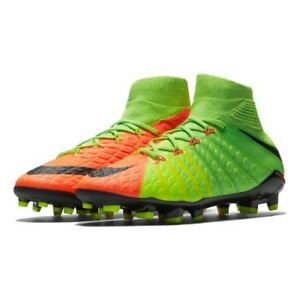Nike CR7 Hypervenom 3 Cleats - Size Youth 6