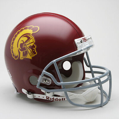USC TROJANS NCAA Riddell ProLine Authentic VSR-4 Football Helmet
