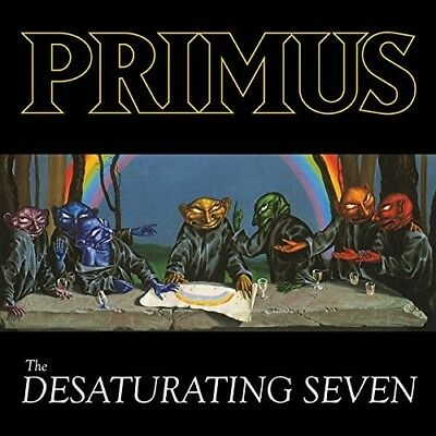 Primus - The Desaturating Seven [New CD]