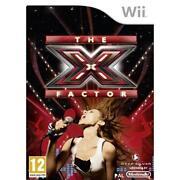 X Factor Wii