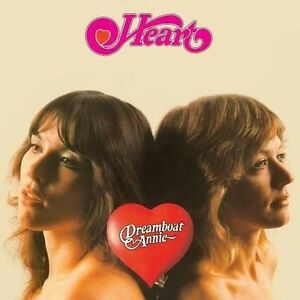Heart - Dreamboat Annie [New Vinyl] Gatefold LP Jacket