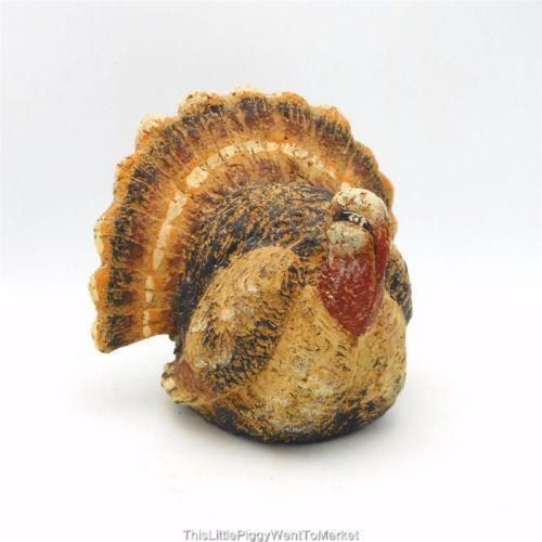 turkey figurine ebay