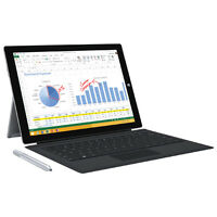 "Microsoft Surface Pro 3 12"" 128GB i5 + Keyboard still Sealed !"