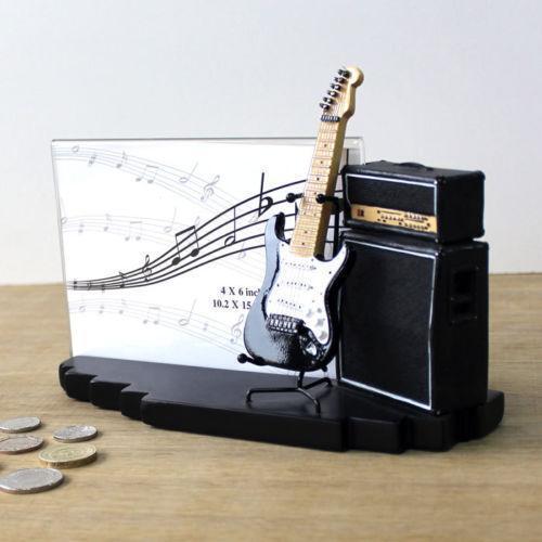 Guitar Photo Frame Ebay