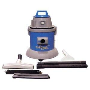 Johnny Vac Canister Vacuum, 125 Skip 3 Gal.Wet/Dry