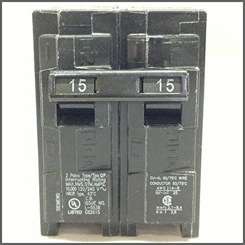 Q215 - Siemens Circuit Breakers
