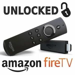★ NEWEST 2017 Amazon TV Fire Stick 2ndGen  Remote Kodi 17.3★