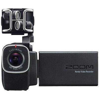 New Zoom Q8 Handy Audio and Video Recorder Auth Dealer Warranty Best Deal!!