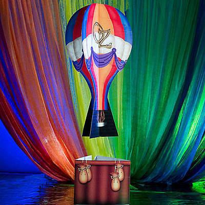 Balloon STANDEE PHOTO PROP (Hot Air Balloon Prop)