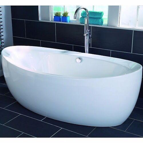Bathroom Sinks Homebase roll top freestanding bath organic design from homebase rrp £2000