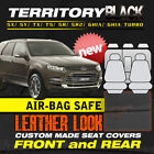 Ford Leather Seat Covers