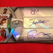 Jason Heyward Auto