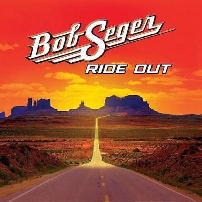 Ride Out [Deluxe-Edition] von Bob Seger - CD Album Beschädigte