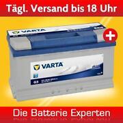 Autobatterie 90 AH