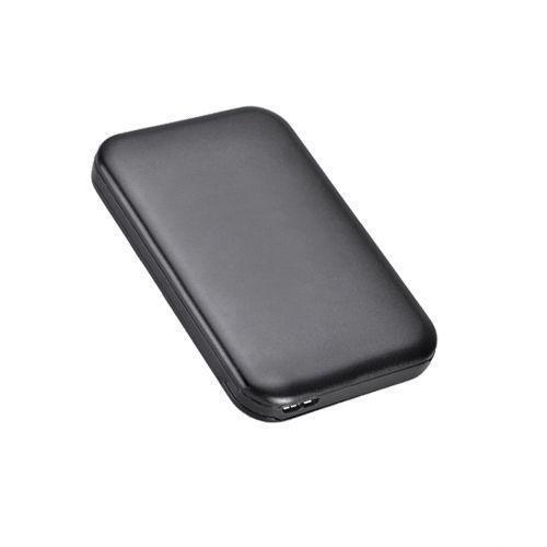 how to set external hard drive as github