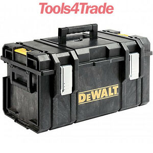 DeWalt DS300 Empty Toughsystem Organiser Box Without Tote Tray 1-70-322