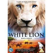 White Lion DVD