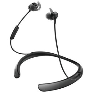 Bose Quiet Control 30 Wireless Bluetooth In-Ear Headphones Black