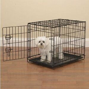 Looking to trade wire dog kennel .
