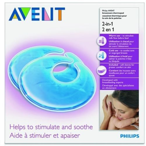 Heating and Cooling Nursing Pads