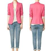 Long Womens Suit Jackets