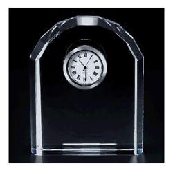 Badash Arches Crystal Clock