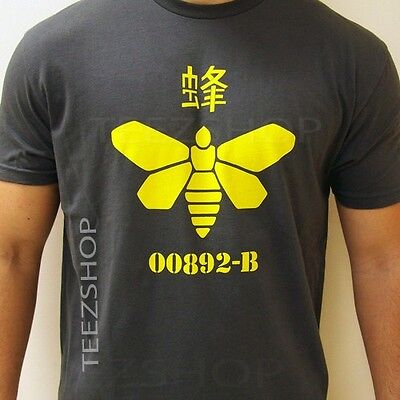 Best White Tee Shirts - GOLDEN MOTH breaking bad better call saul Heisenberg walter white T-Shirt