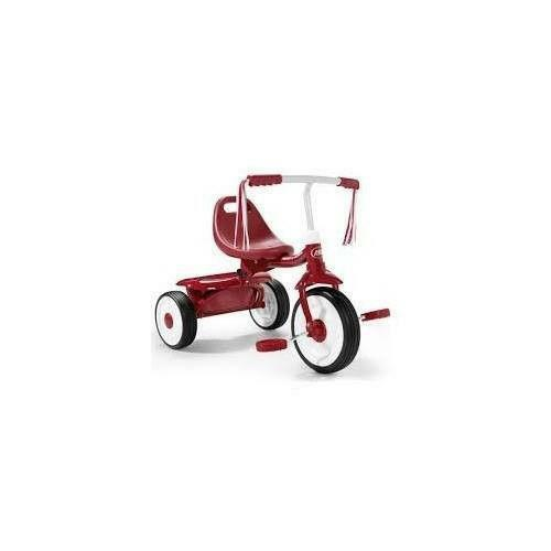 red tricycle ebay. Black Bedroom Furniture Sets. Home Design Ideas