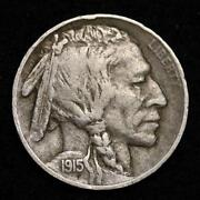 Buffalo Nickel XF