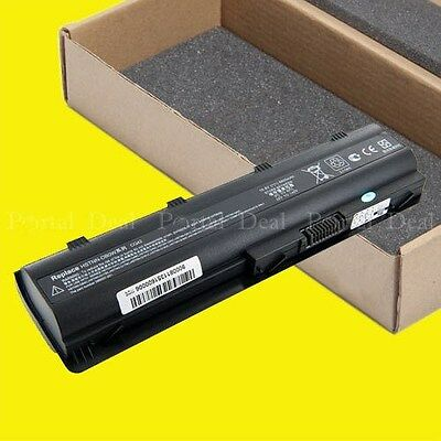 9 Cell Notebook Battery For Hp G42-300 G62-340us G62-347c...