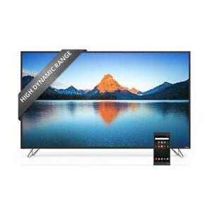 VIZIO 70INCH M - SERIES 4K UHD SMART LED TV WITH REMOTE TABLET INCLUDED ----- NO TAX SALE