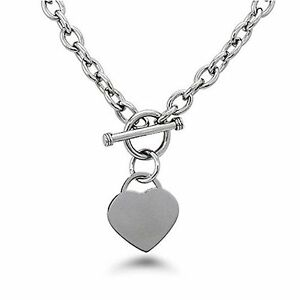 id heart necklace market etsy tag il charm toggle sterling silver inches