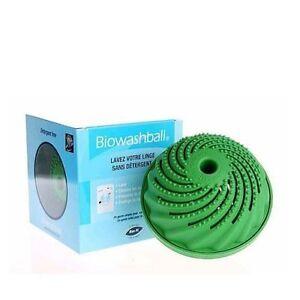 biowashball boule de lavage sans lessive original lavage machine laver ebay. Black Bedroom Furniture Sets. Home Design Ideas