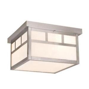 Flush mount ceiling light ebay outdoor flush mount ceiling light aloadofball Images
