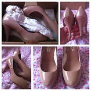 Nude Shoes Size 3