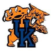 Kentucky Wildcats Fabric