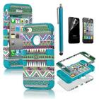 Tribal Hybrid iPhone 4 Case