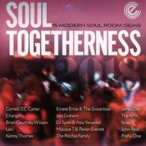 Soul Togetherness 2018 [CD]