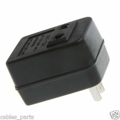 50W US AC Power 110V to 220V Voltage Converter Adapter For Travel 50 110v Ac Power Adapter