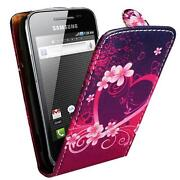 Samsung Galaxy Ace Floral Case