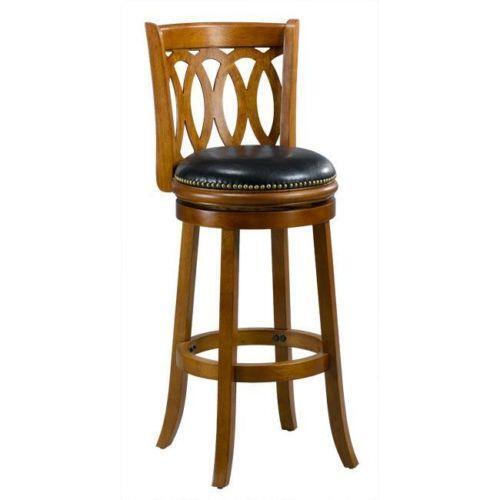 Ebay Bar Stool: Oak Swivel Bar Stools