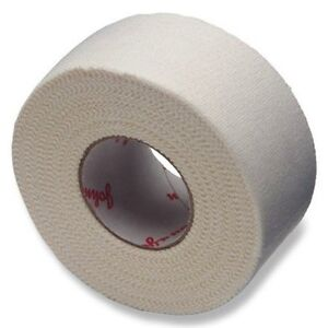 JOHNSON & JOHNSON ZONAS TAPE POROUS ATHLETIC TRAINERS TAPE 1in x 10yds 1 ROLL