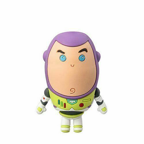 Toy Story Buzz Lightyear 3D Foam Magnet by Monogram