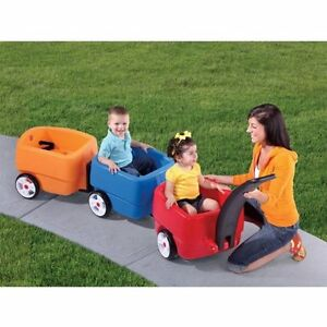 wagon for toddlers or quad stroller